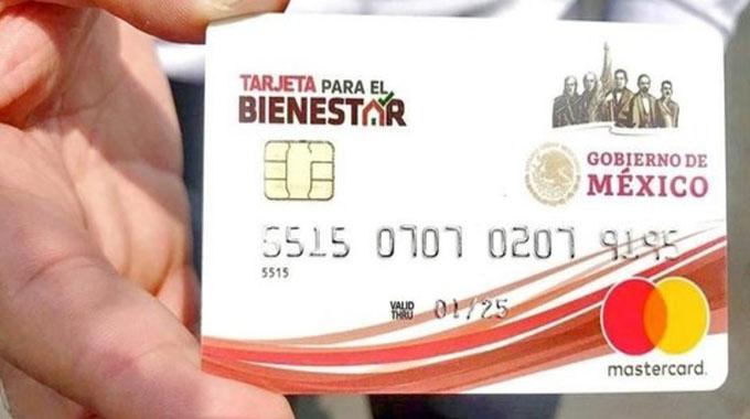Crédito en Línea del Banco Bienestar 2021